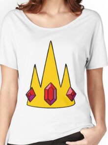 Ice King Crown  Women's Relaxed Fit T-Shirt