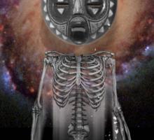 cosmic shaman 9 Sticker