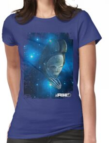 cosmic shaman 11 Womens Fitted T-Shirt