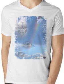 cosmic shaman 15 Mens V-Neck T-Shirt