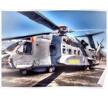 The Canadian CH-148 Cyclone Poster