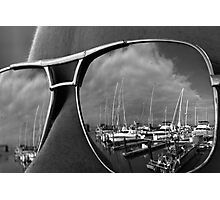 SFBay Reflection  Photographic Print
