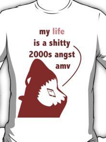 Rin || 2000s Angst Amv T-Shirt