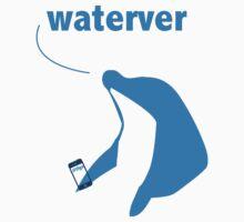 Haruka || waterver by findingschmomo