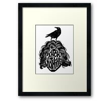 I Know Nothing Framed Print