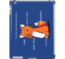 Such Foxe iPad Case/Skin