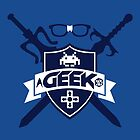Geek Coat of Arms by JoeConde
