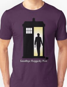 Goodbye Raggedy Man Unisex T-Shirt