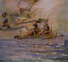SS Waimarama by Ray-d