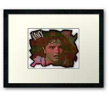 Nightmare on Elm Street's Nancy Framed Print