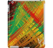 Colorful Web iPad Case/Skin
