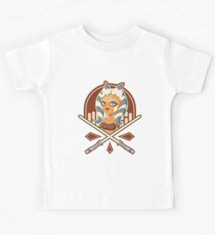 Ahsoka the padawan Kids Tee