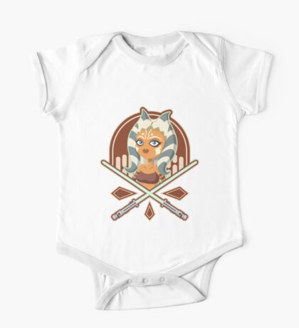 Ahsoka the padawan One Piece - Short Sleeve