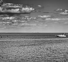 Great Lakes Boating by Thomas Young
