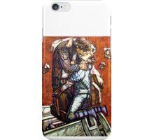 The Millennium Kiss - David Blancas iPhone Case/Skin