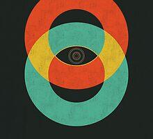 Double vision by Budi Satria Kwan