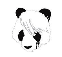 Sad Panda by Budi Satria Kwan