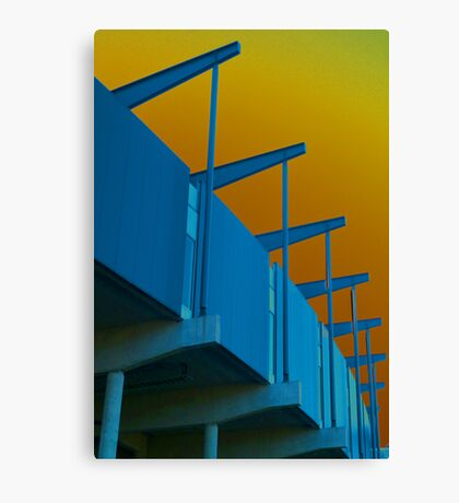 Sky-Fi not Sci-Fi  Canvas Print