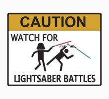 Lightsaber Battles by Ben DeFever