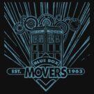 Blue Box Movers by B4DW0LF