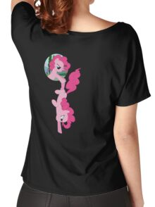 Pinkie Steals Your Wallet  Women's Relaxed Fit T-Shirt