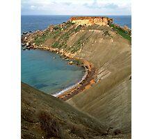 Qarraba Rock in Golden Bay Photographic Print