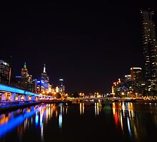 City Lights by PerkyBeans