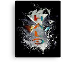 Halo - 5 Canvas Print