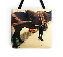 Moroccan Donkey Tote Bag