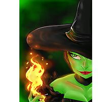 Witchy Woman Photographic Print