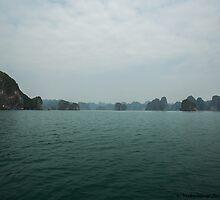 Halong Bay by vishwadeep  anshu