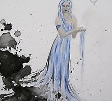 Myth of Mists: Naiad by NicholaTatyana
