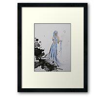 Myth of Mists: Naiad Framed Print