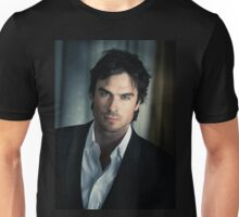 IAN SOMERHALDER DAMON SALVATORE 1 Unisex T-Shirt