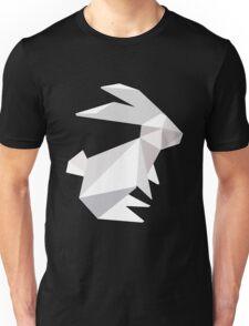 origami bunny  Unisex T-Shirt