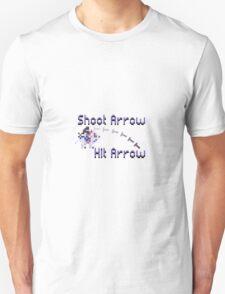 Shoot Arrow Hit Arrow (Mirana) Unisex T-Shirt