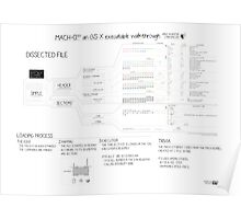 Mach-O 101 an OS X executable walkthrough (32b, old format) Poster