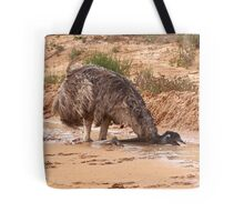 Emu ~ Drink with your back to the Wind Tote Bag