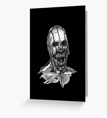 The Horror Greeting Card