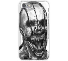 The Horror iPhone Case/Skin