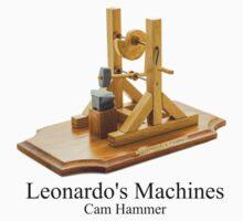 Leonardo's Machines Cam Hammer Kids Clothes