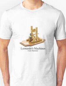 Leonardo's Machines Cam Hammer Unisex T-Shirt