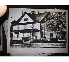 this old housr Photographic Print