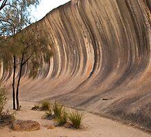 Wave Rock by pennyswork