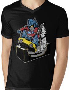 SKATER PRIME Mens V-Neck T-Shirt