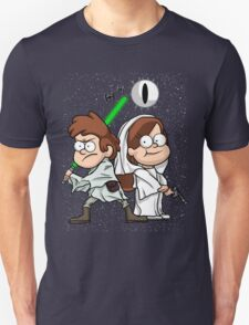 Wonder Twins Star Wars Unisex T-Shirt
