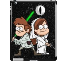 Wonder Twins Star Wars iPad Case/Skin
