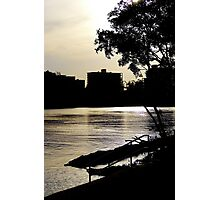 West End Park, Brisbane Photographic Print