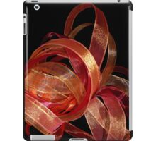 Ribbon works iPad Case/Skin