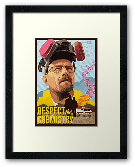 Respect the Chemistry  by Tom Trager